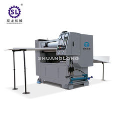 Manual Sheet Feeding Paper Embossing Machine 60m/min for Calendars