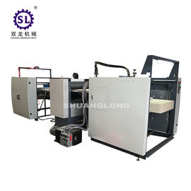 Automatic Paper Sheet Embossing Machine For Carboard Paper 450gsm Range